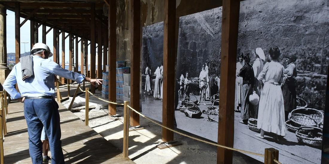 Exposición «En voz de mujer». Galerías Punta Begoña, Getxo. Jornadas Europeas del Patrimonio 2018