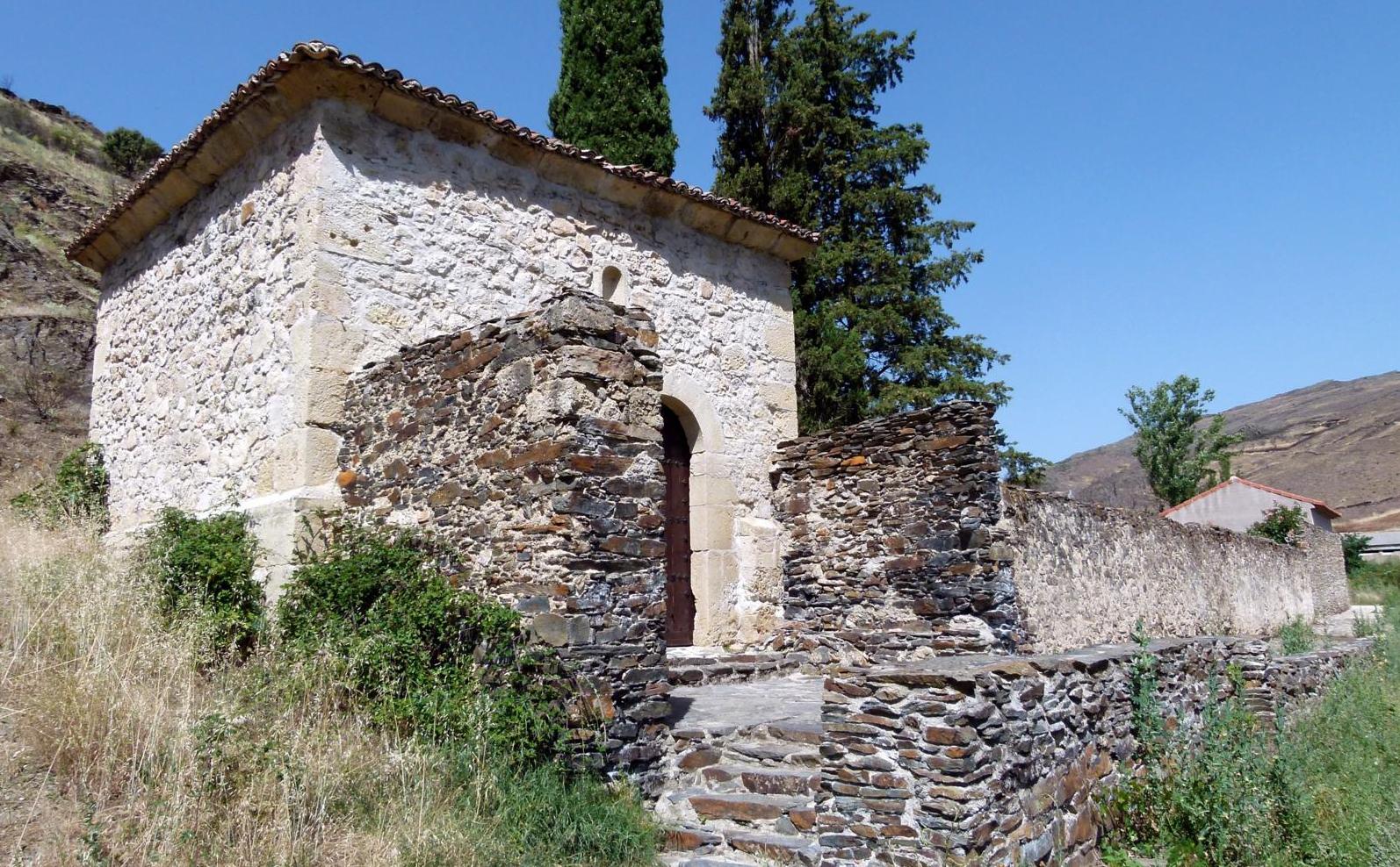 Ermita de la Soledad, Tortuero de la Sierra, Guadalajara.